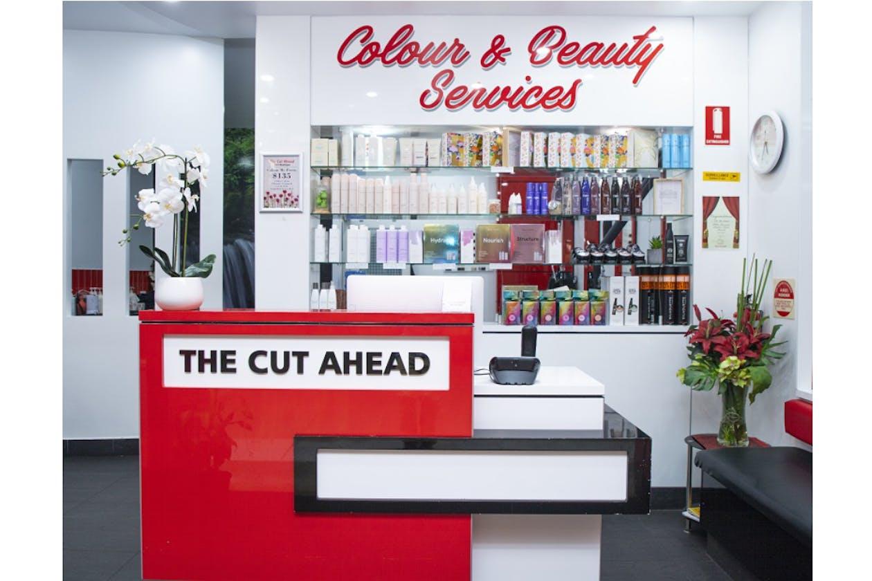 The Cut Ahead Hair Boutique image 2