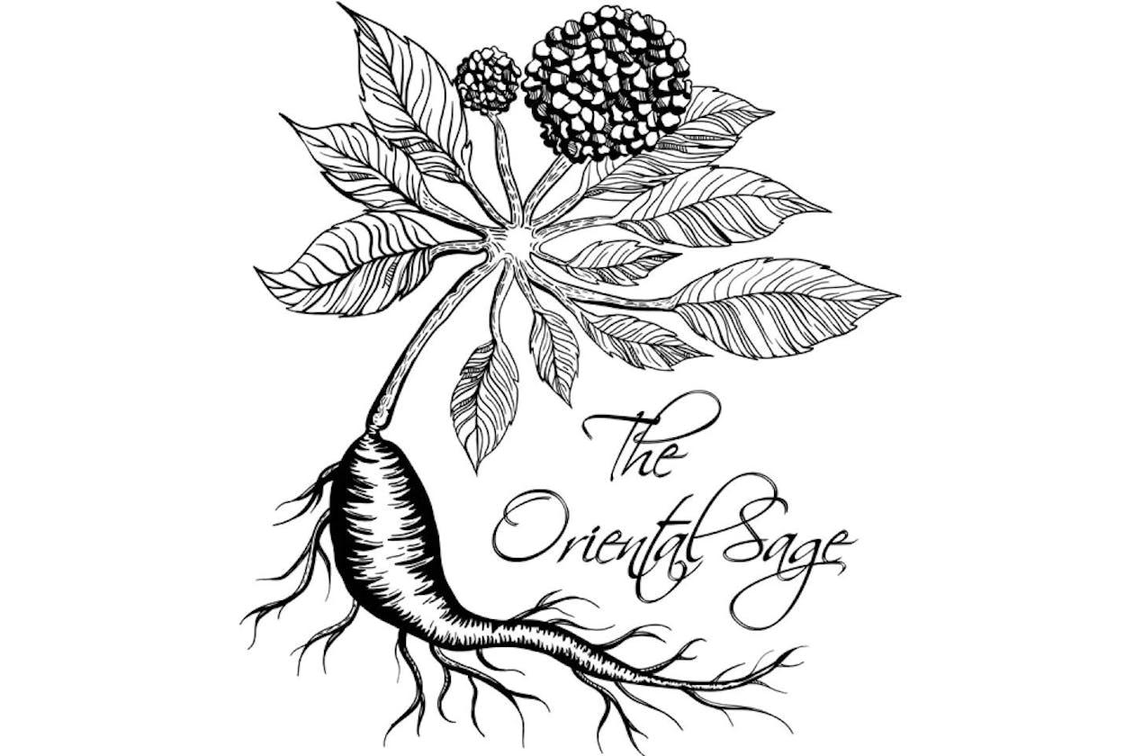 The Oriental Sage