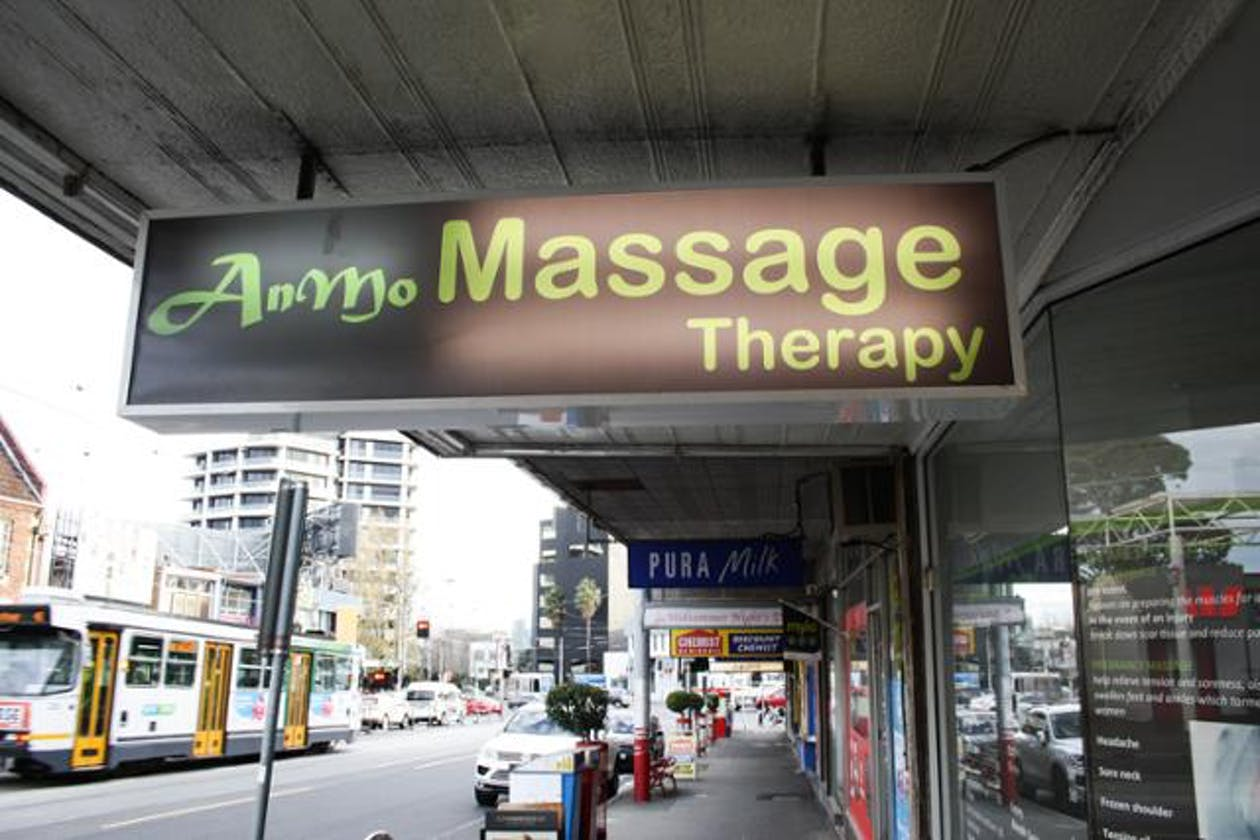 Anmo Massage Therapy
