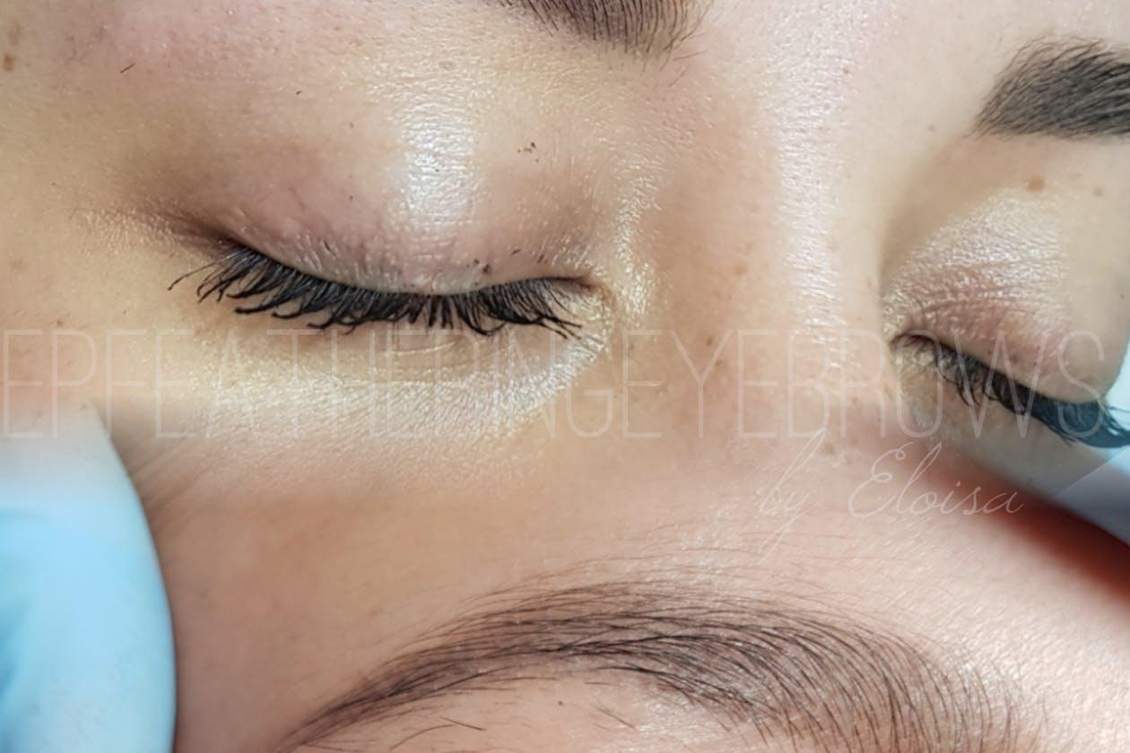 EP Feathering Eyebrows