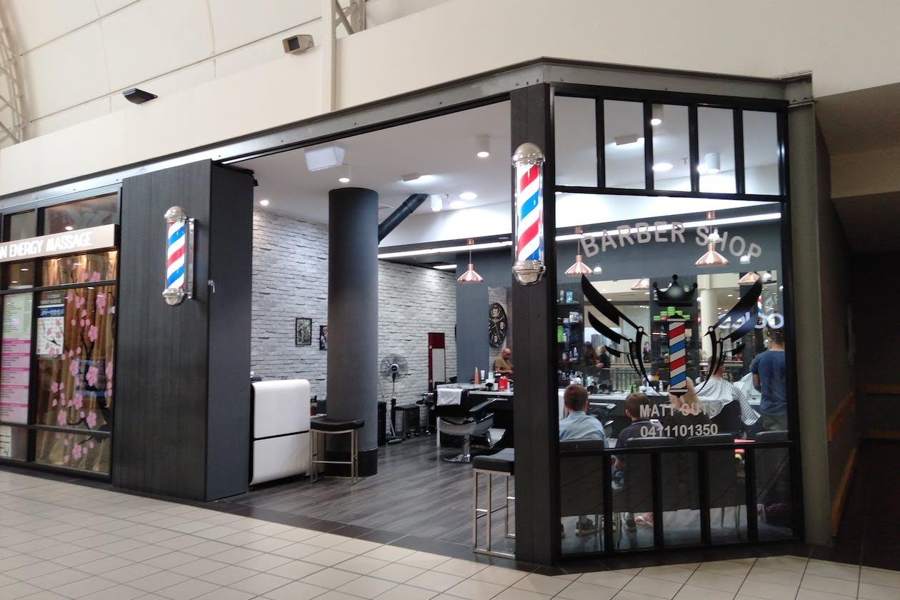 Matt Cuts Barber Shop