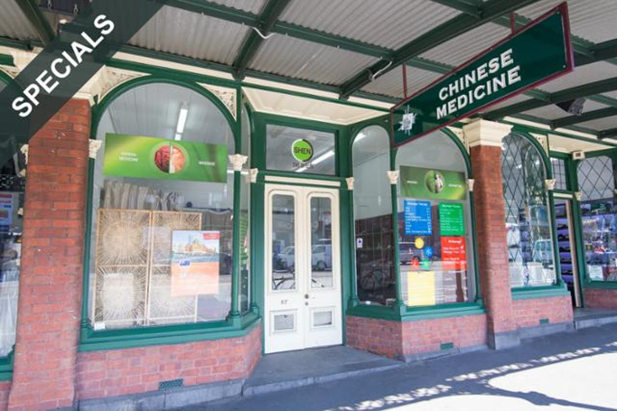 Shen Chinese Massage and Acupuncture - Queen Victoria Market