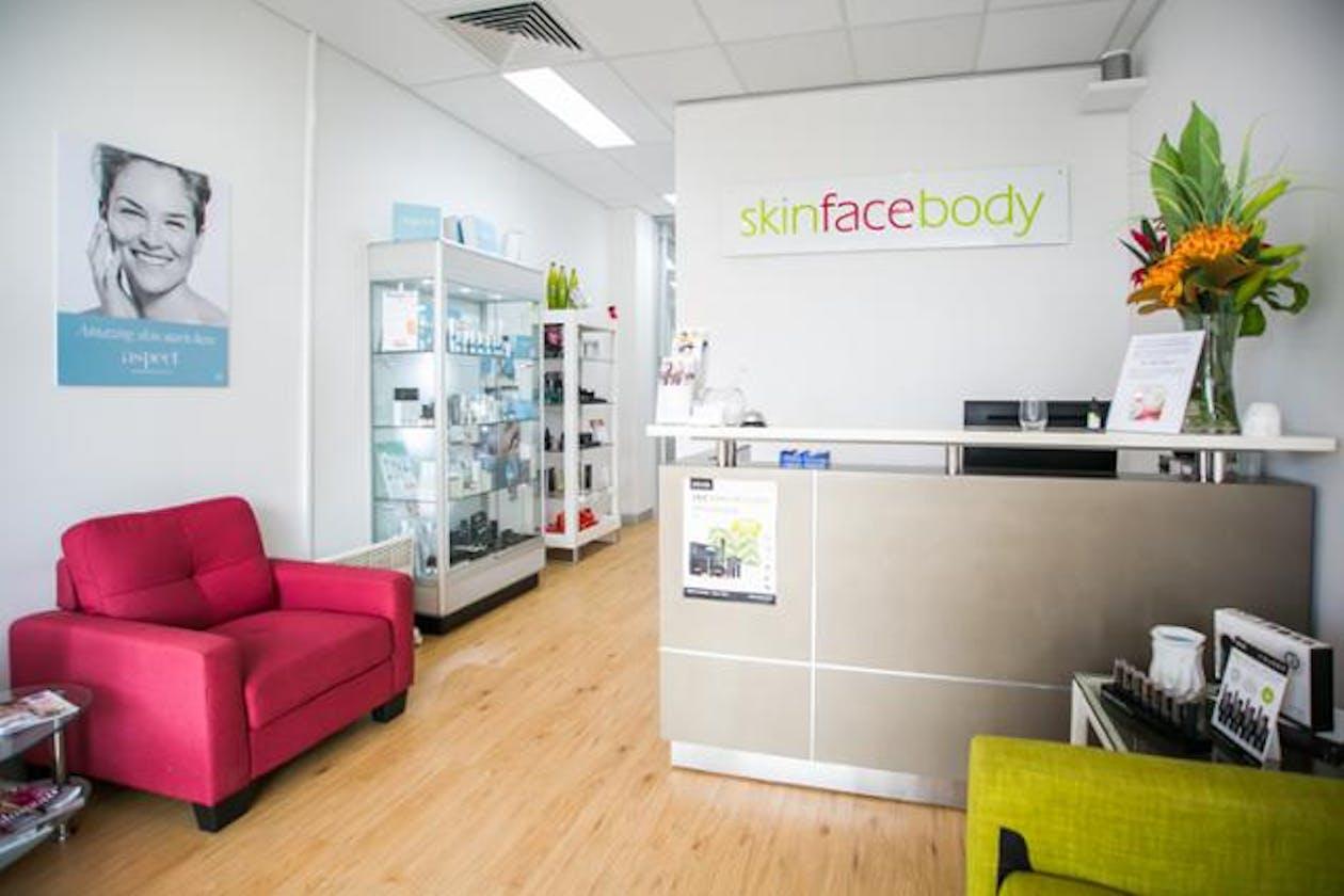 Skin Face Body image 1