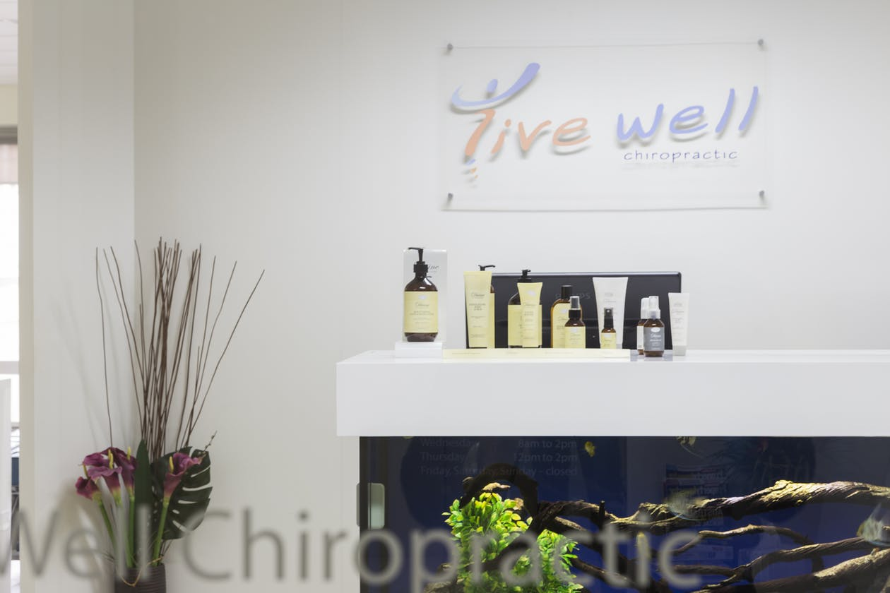 Live Well Chiropractic - CBD image 7