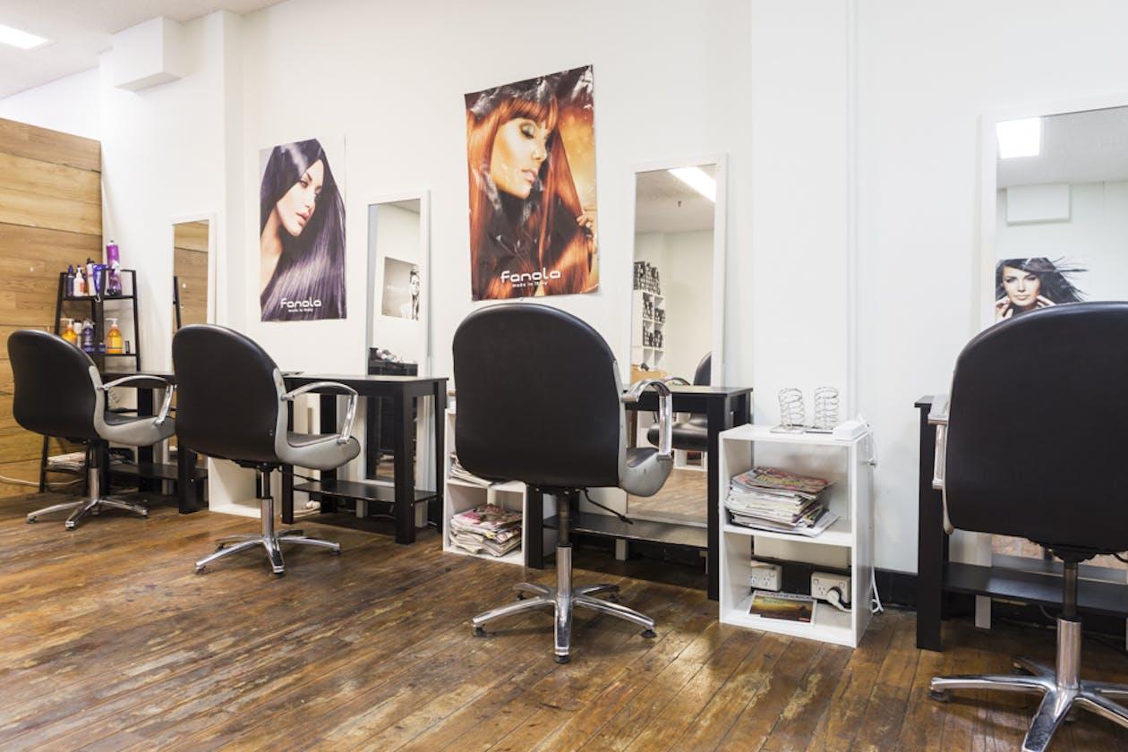 Eton Place of Hairdressing image 1