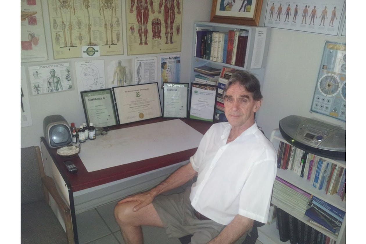 Bill Horton's Healing Massage and Homeopathy image 2