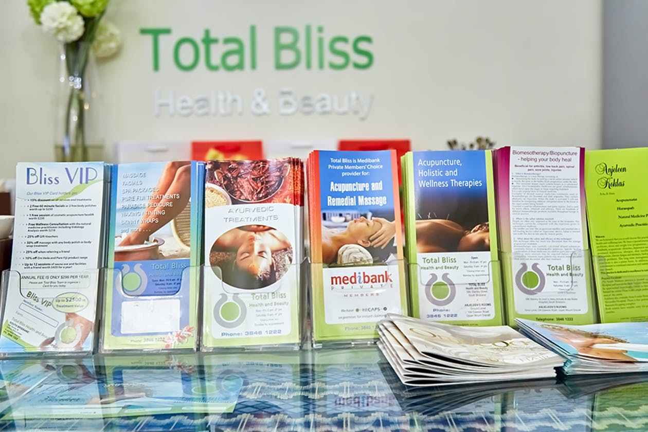 Total Bliss Health and Beauty image 27