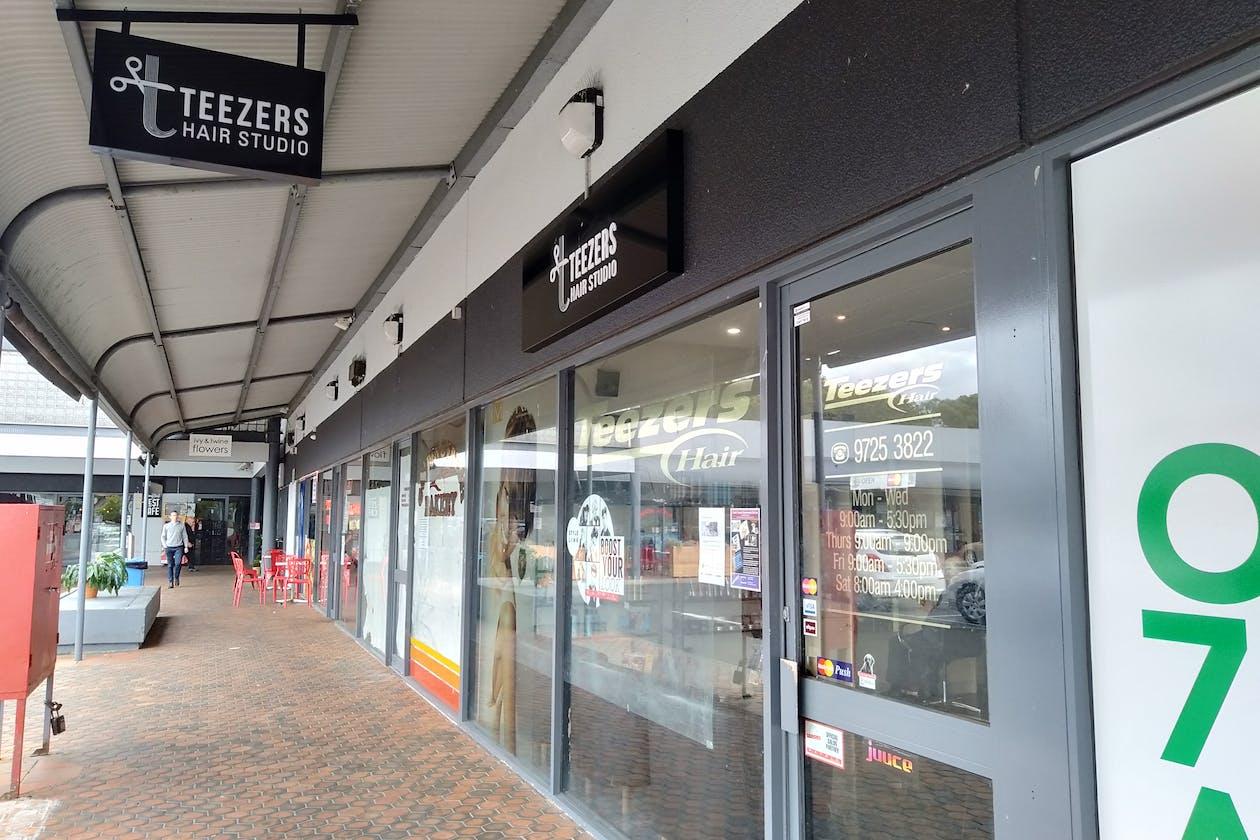 Teezers Hair Studio