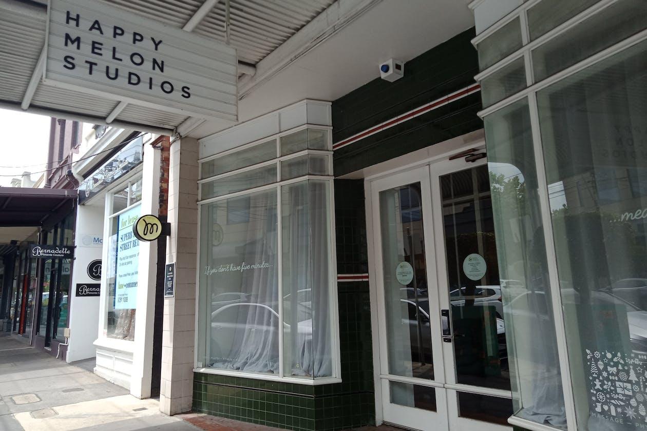 Happy Melon Studios - High Street