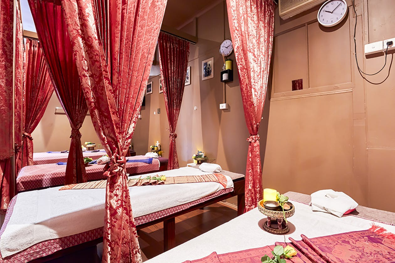 Thai Royal Orchid Massage image 3