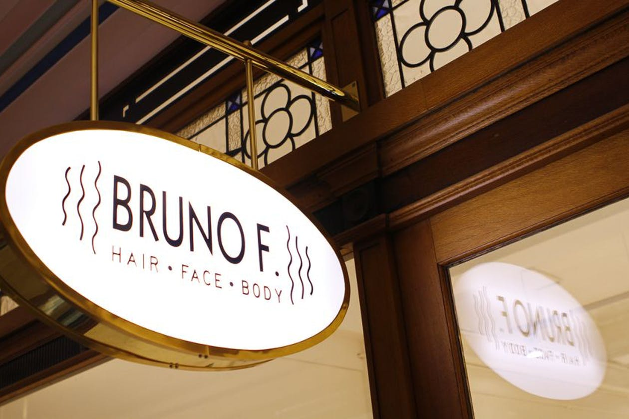 Bruno F. Hair Face Body
