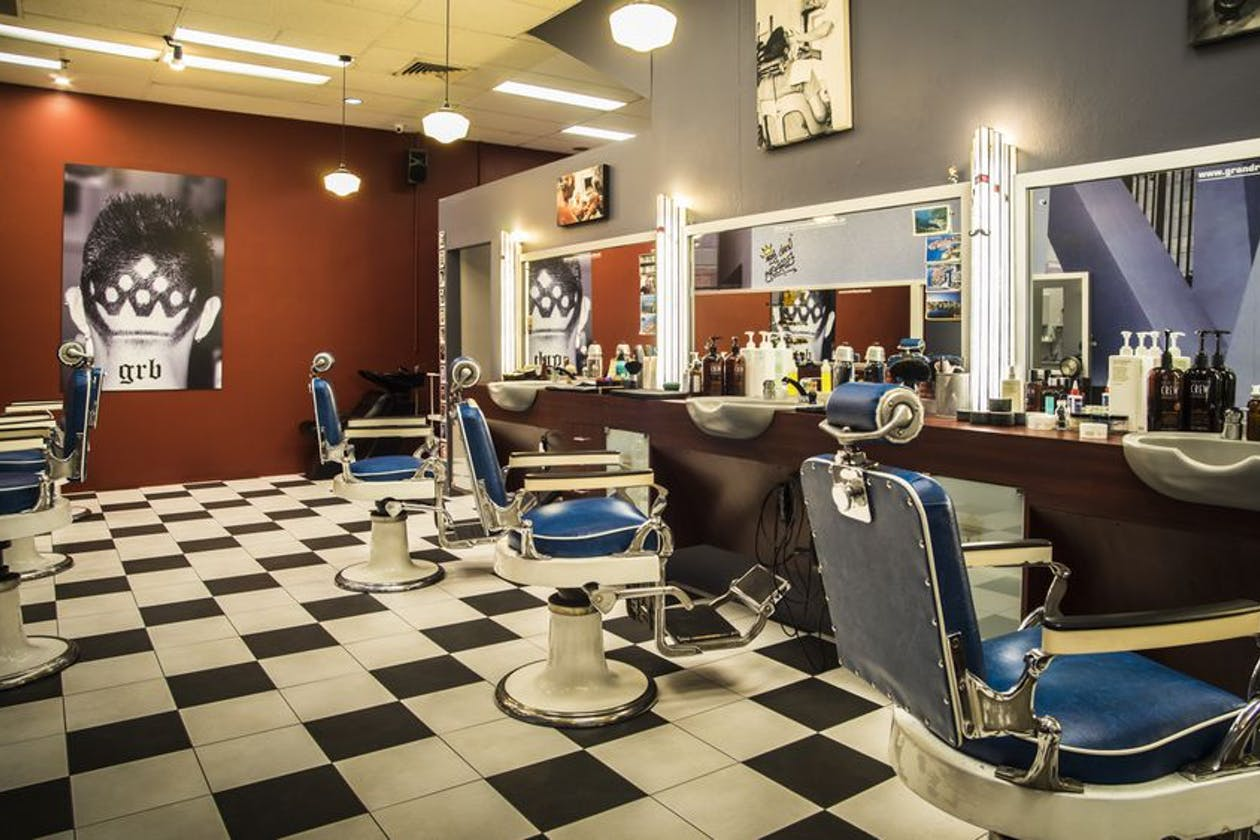 Grand Royal Barbers CBD