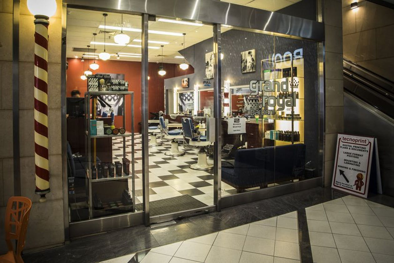 Grand Royal Barbers CBD image 4