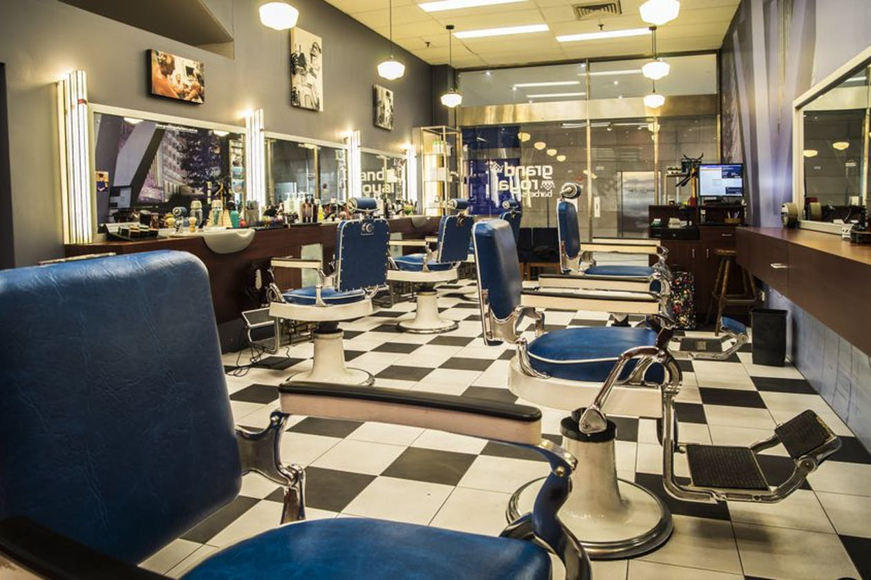Grand Royal Barbers CBD image 5