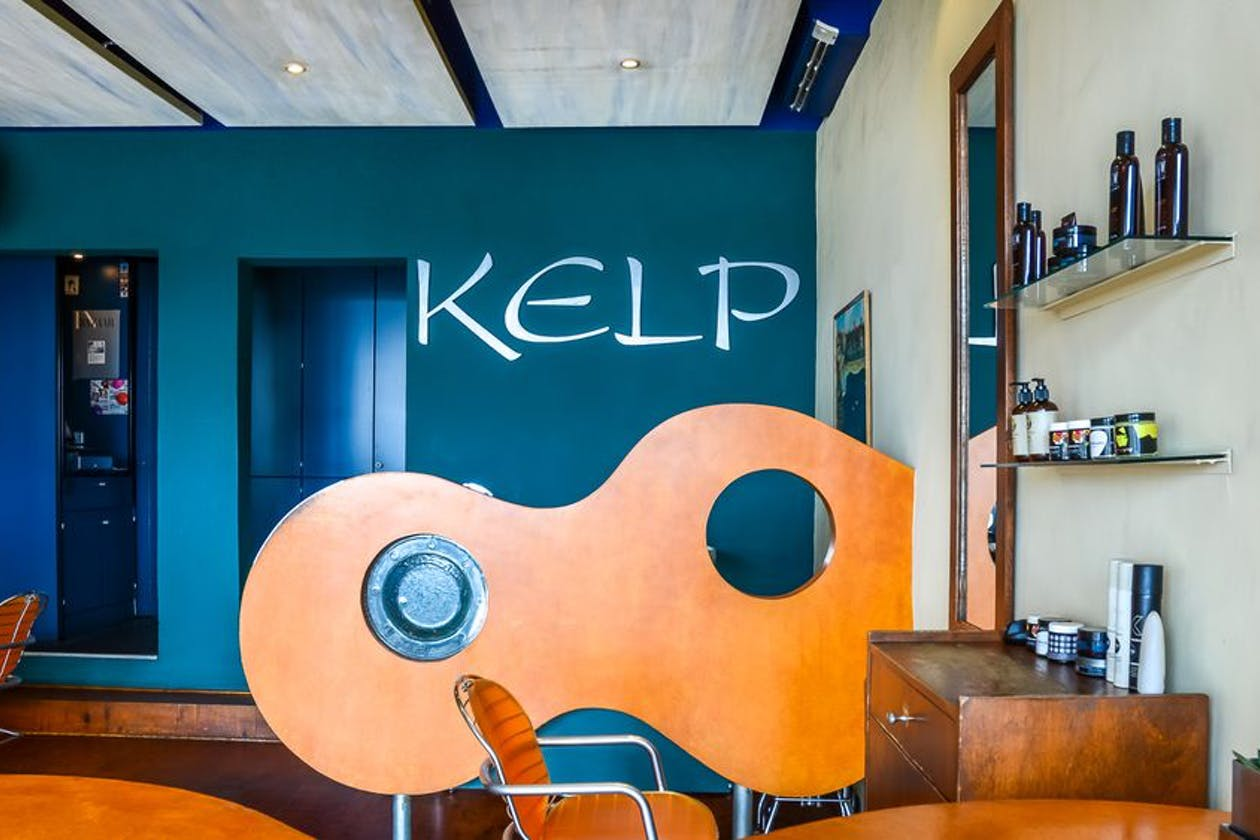 Kelp Hairdressing
