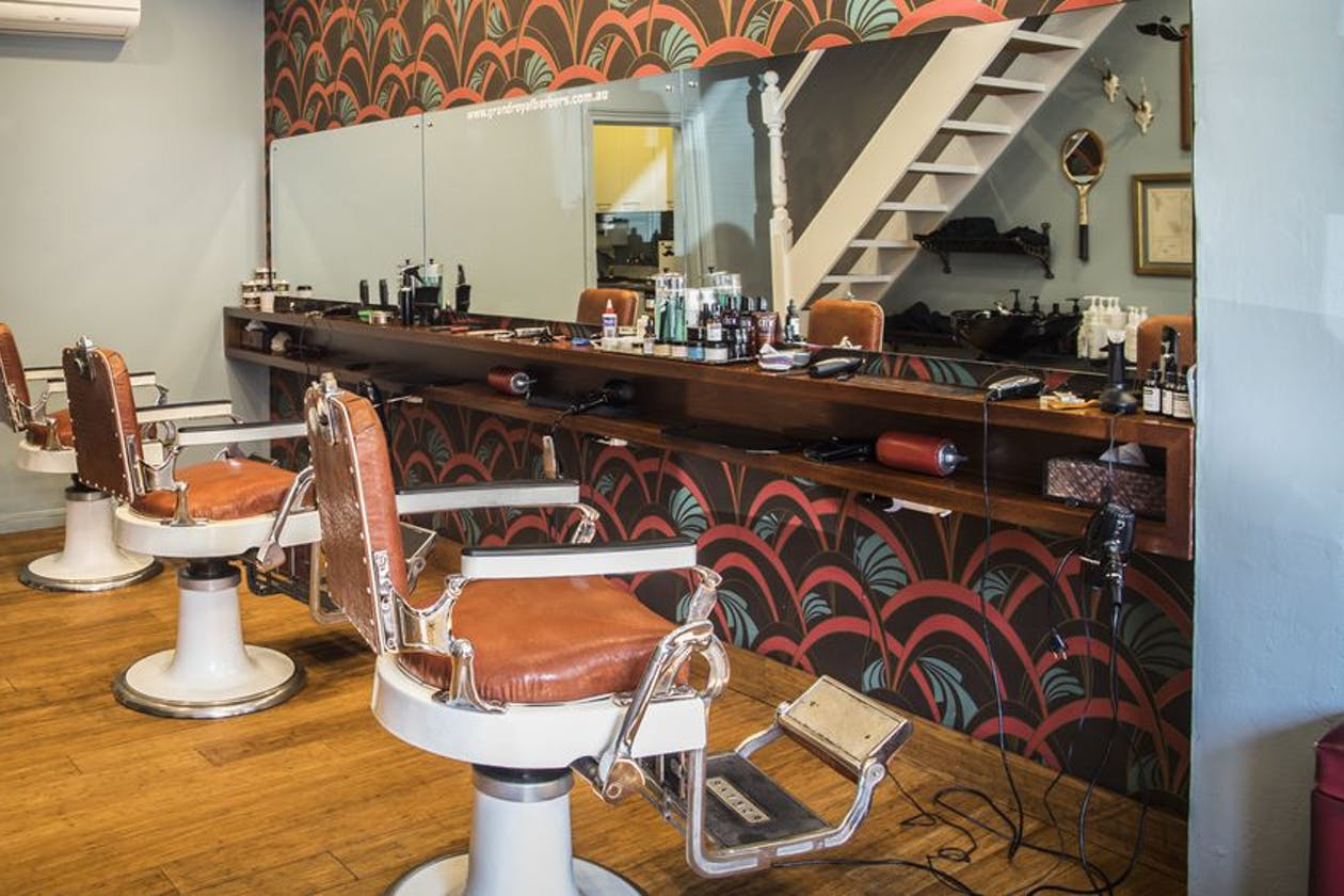 Grand Royal Barbers Darlinghurst