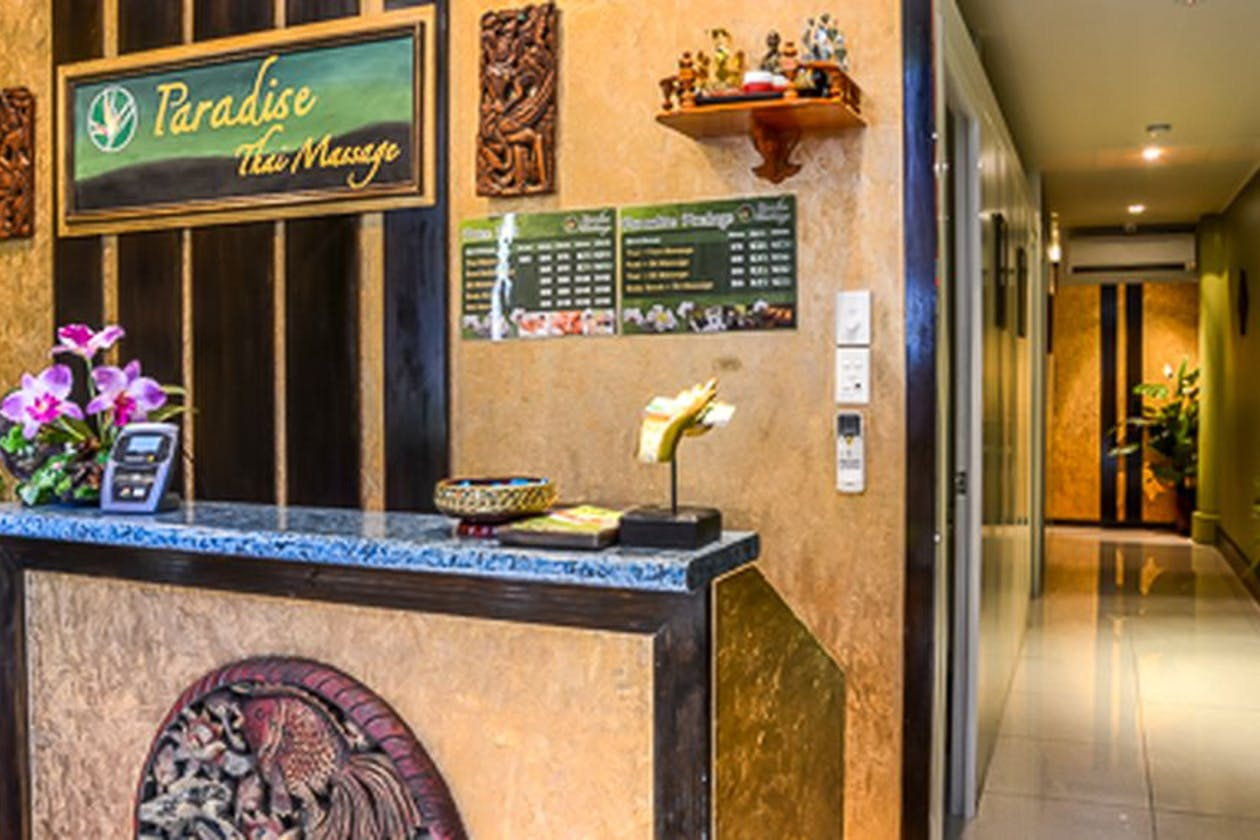 Paradise Thai Massage - The Rocks