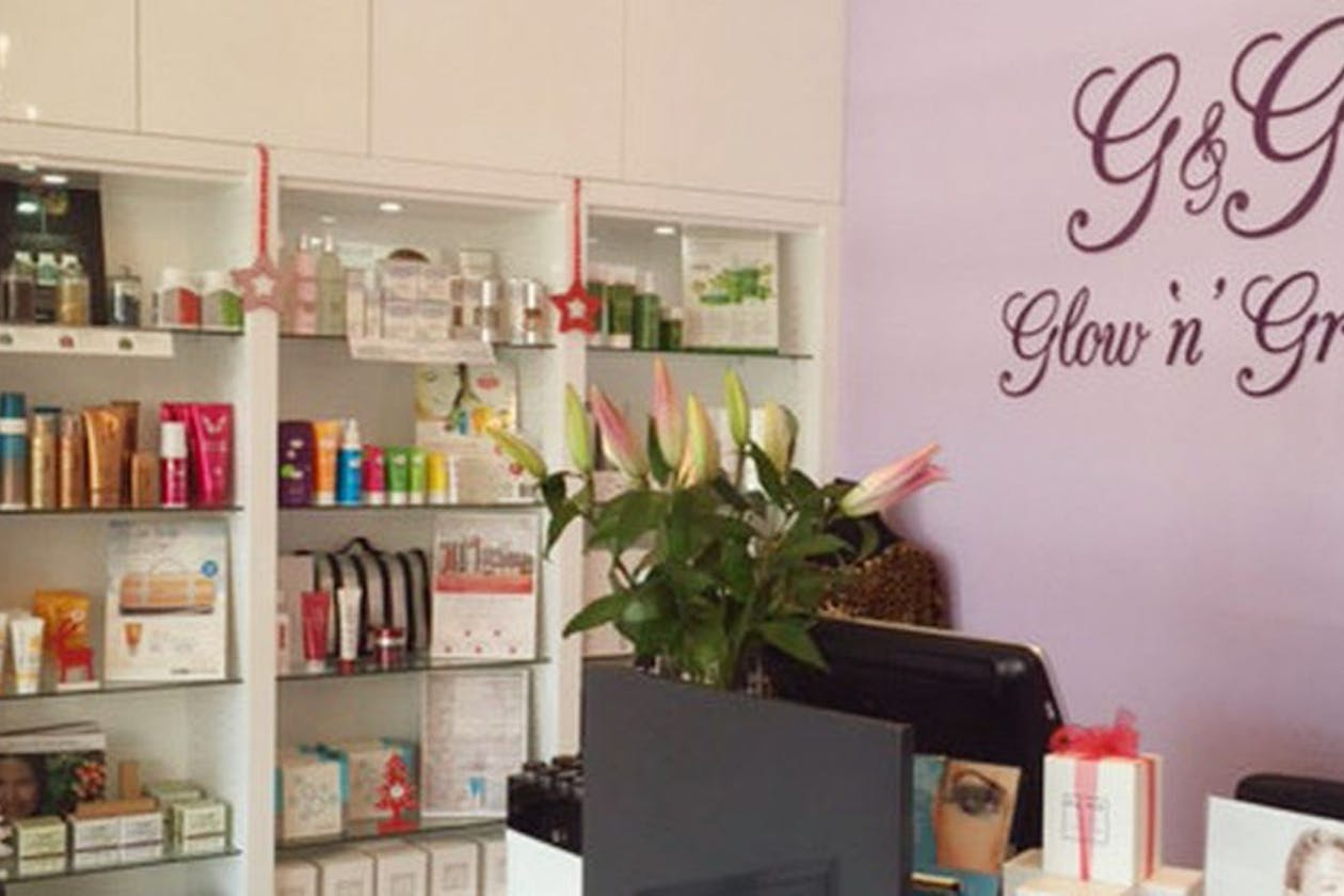 Glow 'n' Grace The Beauty Specialist