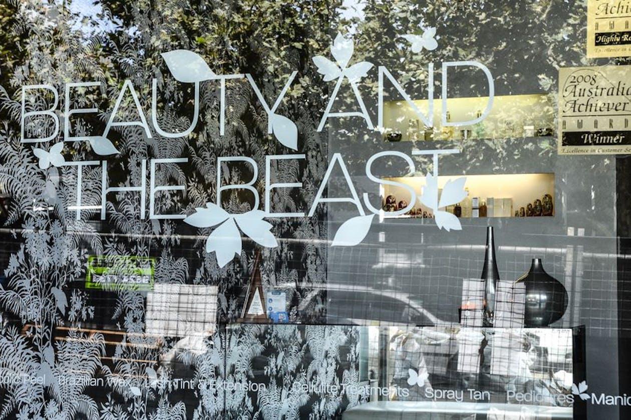 Beauty & The Beast Beauty Salon