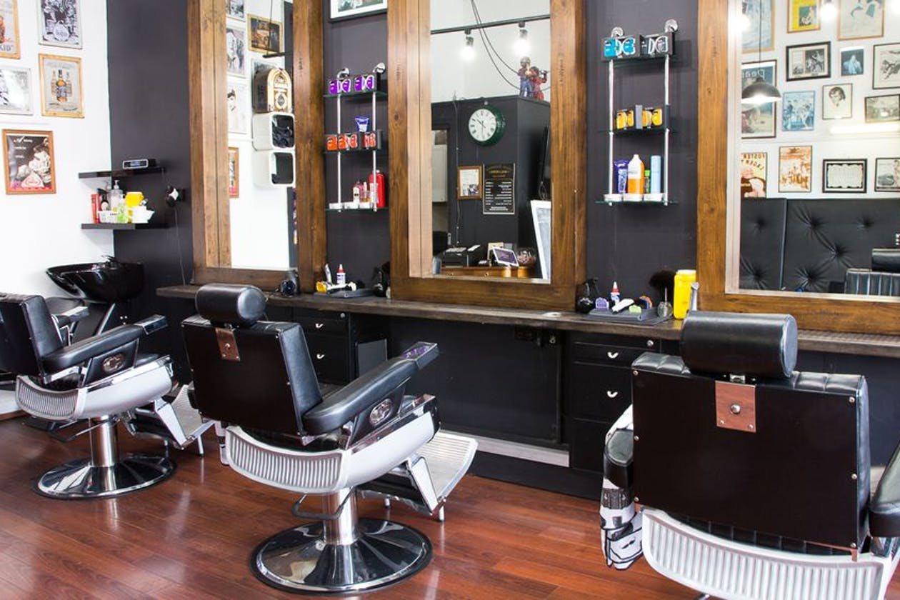 True Barbers Malvern
