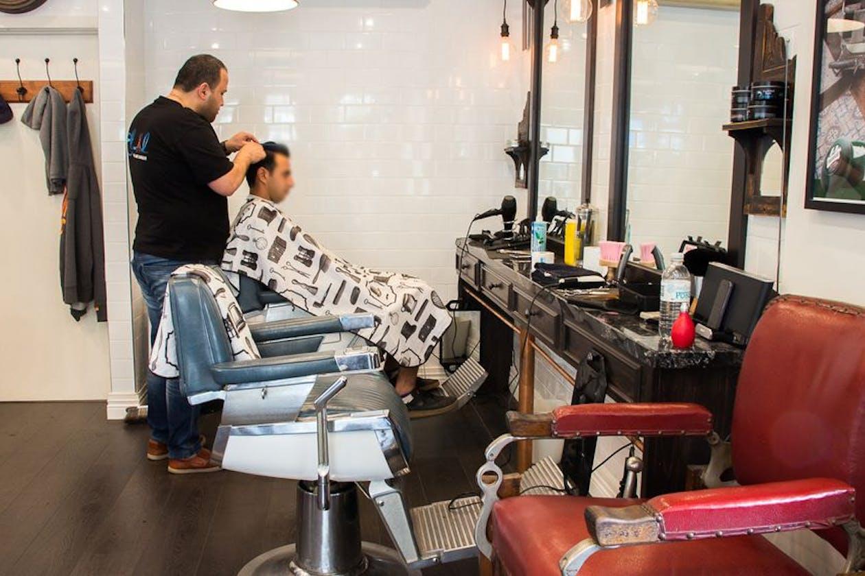 True Barbers - Elwood