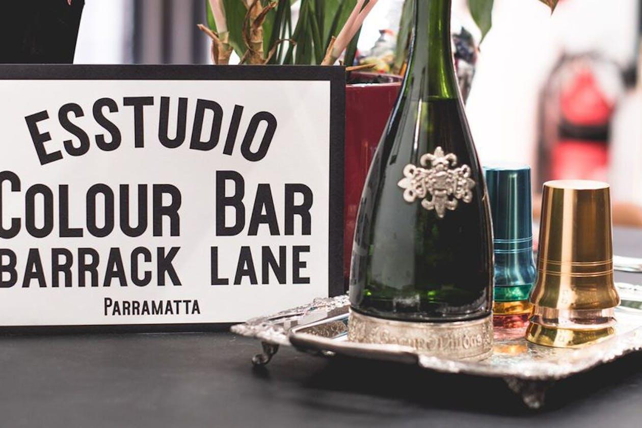 Esstudio Colour Bar Parramatta
