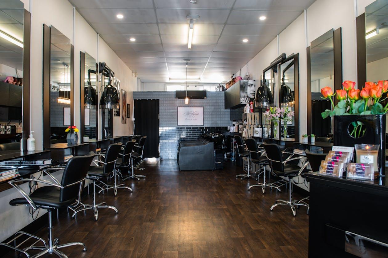 Invogue Hair Designers image 1