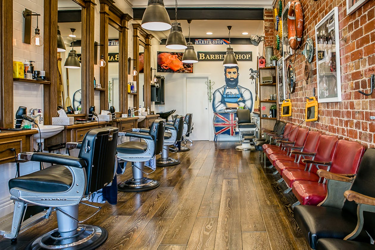 Barbers of Brighton