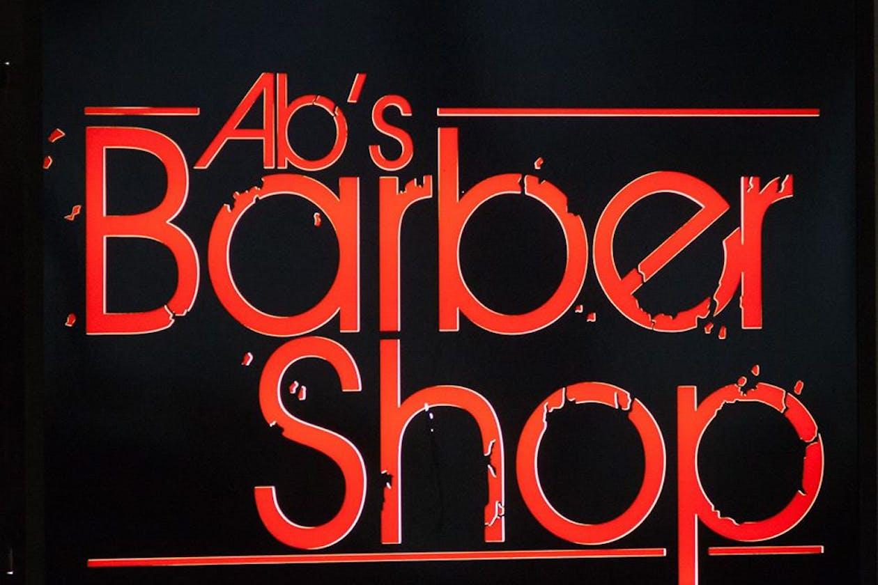 AB's Barber Shop