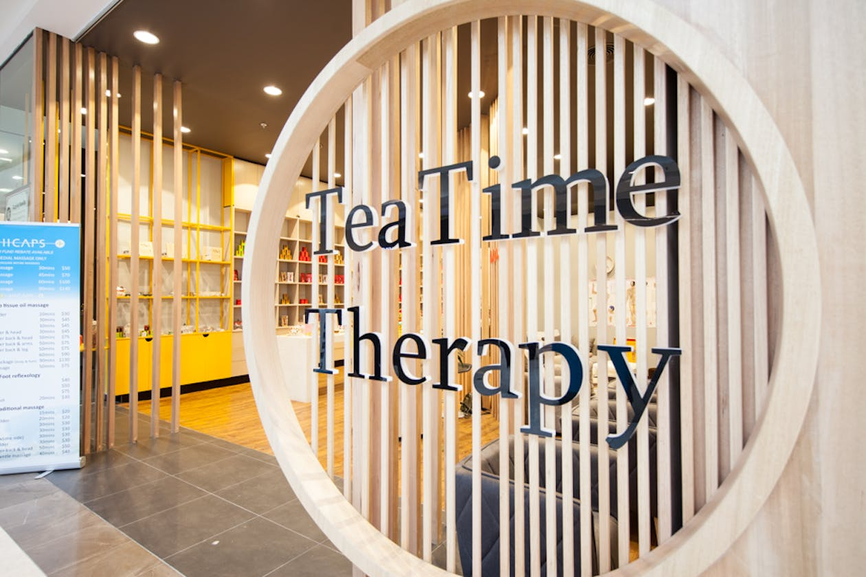 Tea Time Therapy image 14