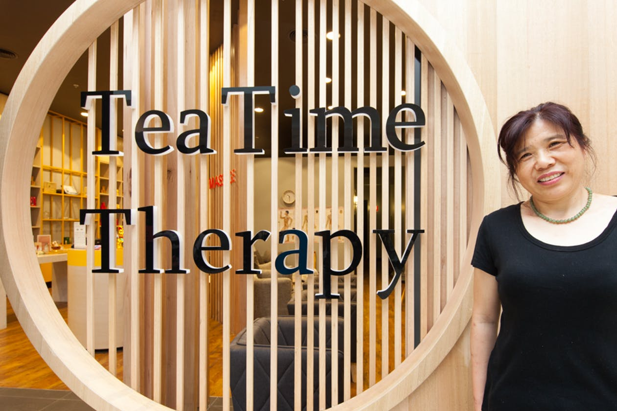 Tea Time Therapy image 1