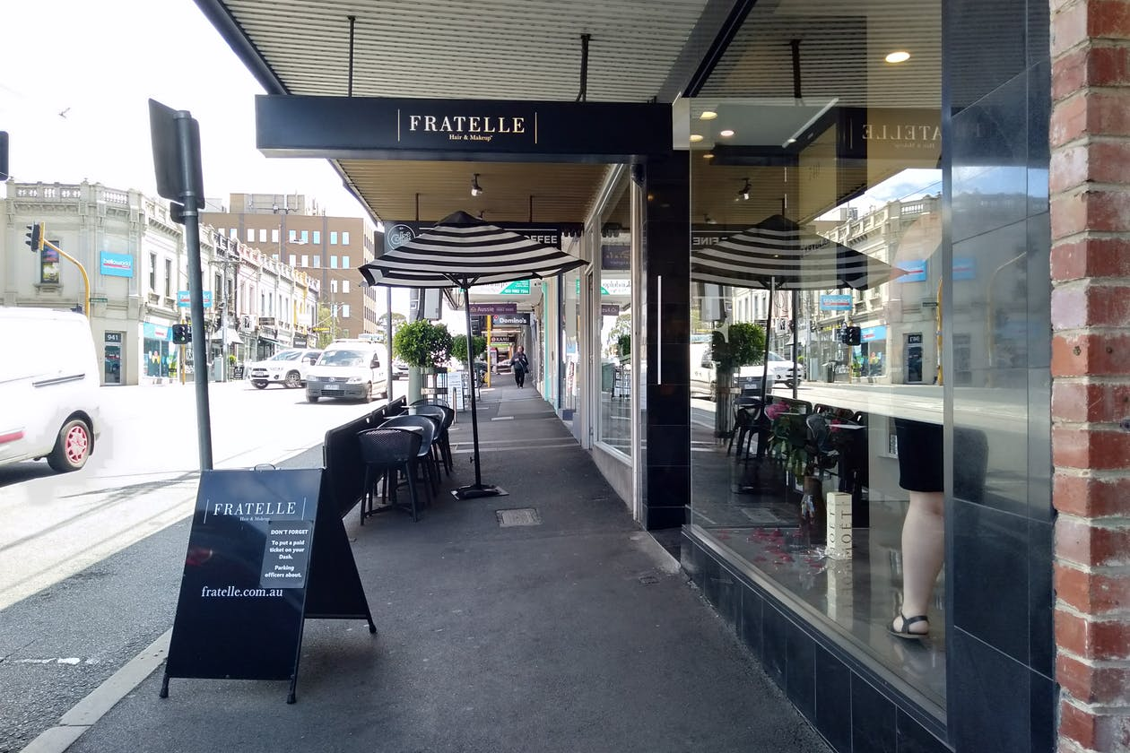 Fratelle Hair & Make Up - Camberwell