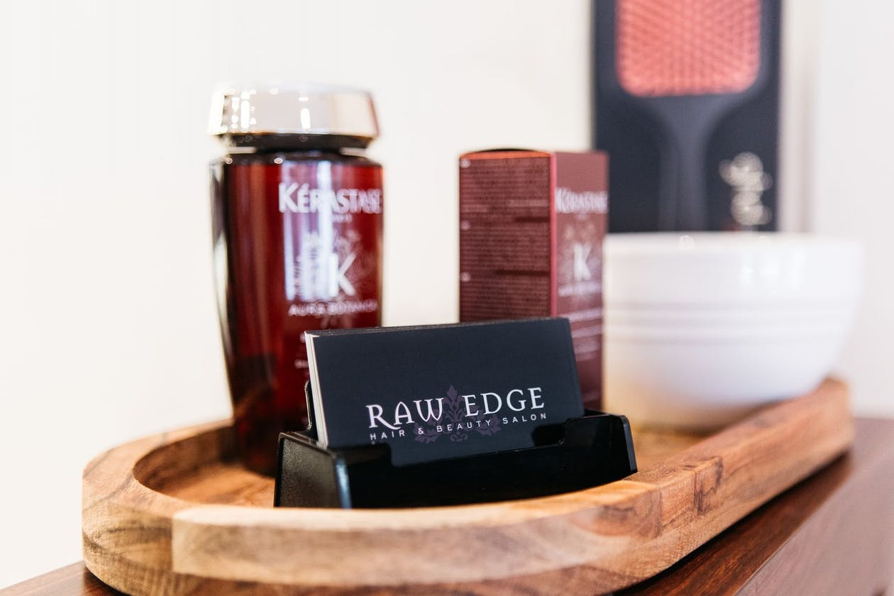 Raw Edge Hair and Beauty Salon image 4