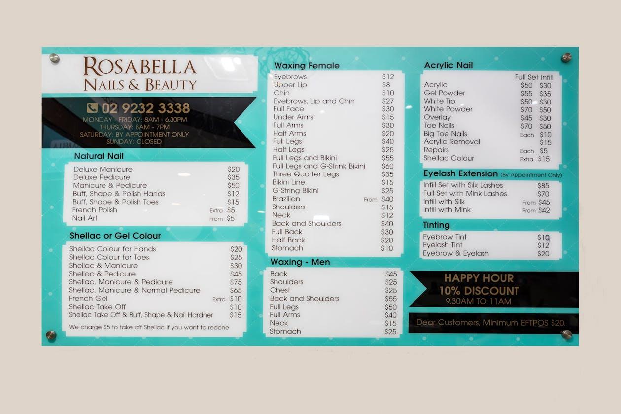 Rosabella Nails & Beauty image 12