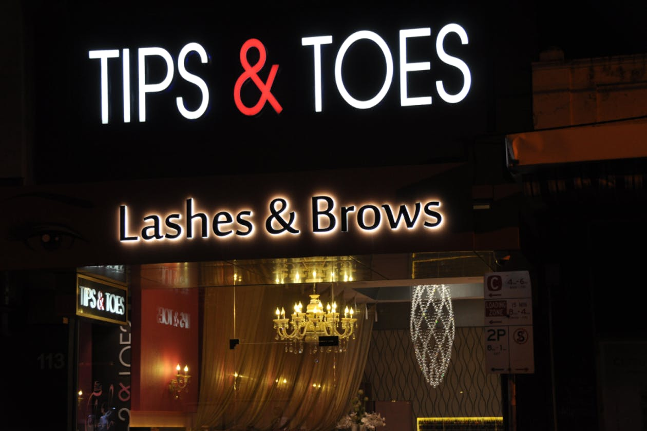 Tips & Toes - Brunswick East image 6
