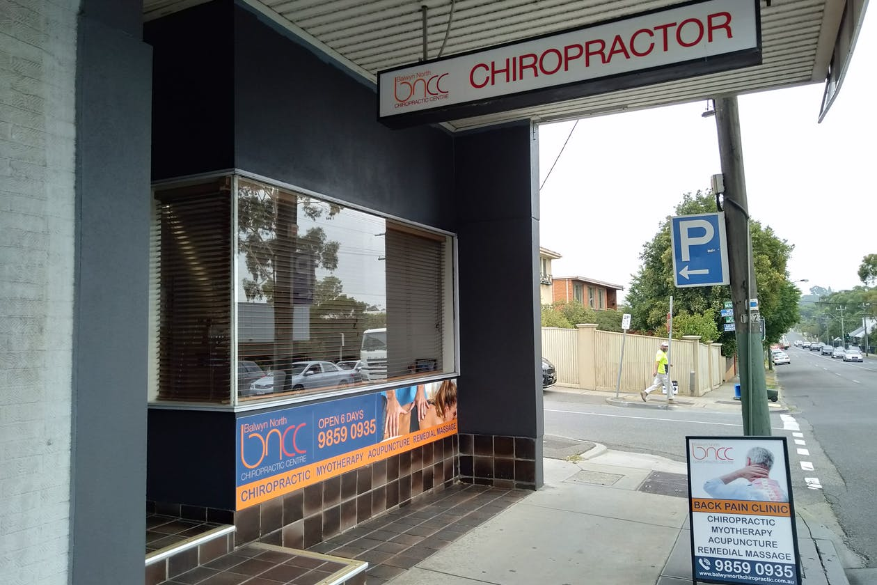 Balwyn North Chiropractic Centre