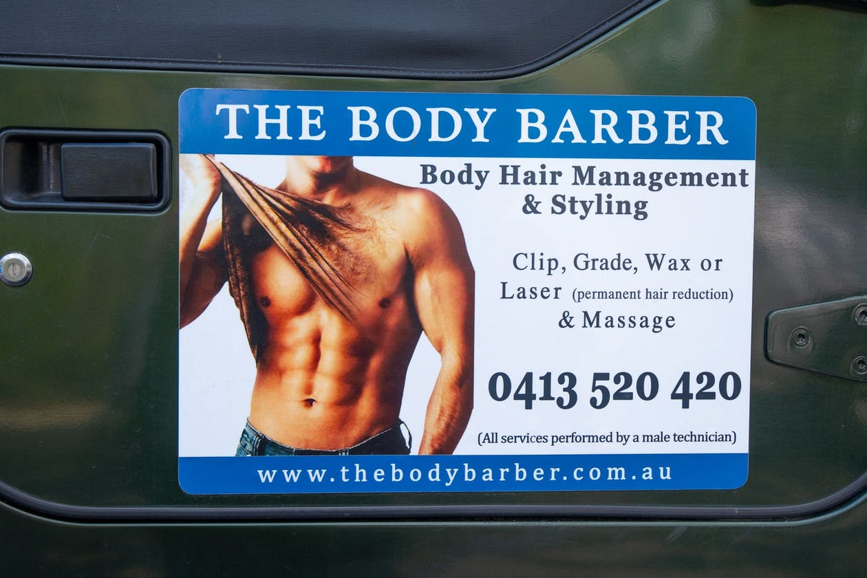 The Body Barber image 7