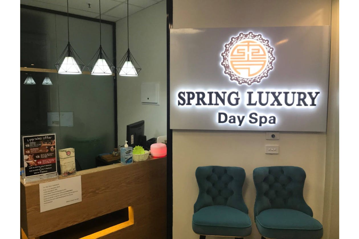 Spring Luxury Day Spa