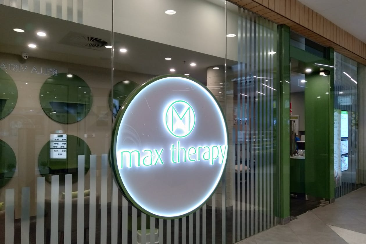 Max Therapy - Greensborough