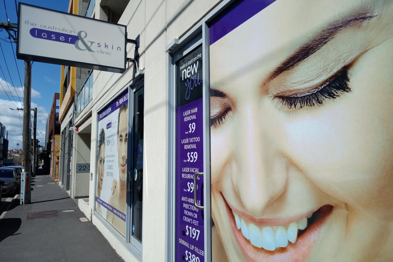 Australian Laser & Skin Clinics - South Yarra