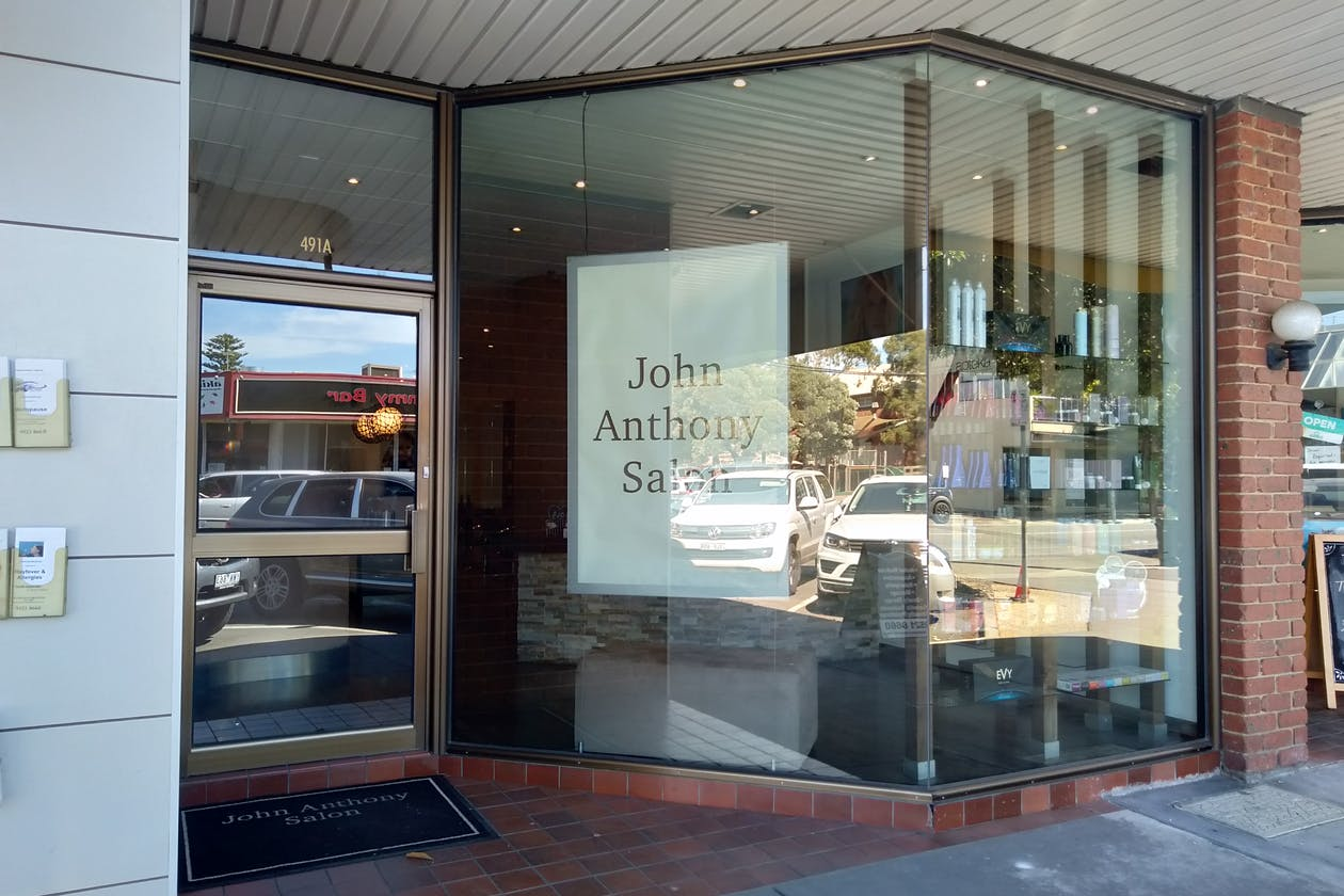 John Anthony Salon