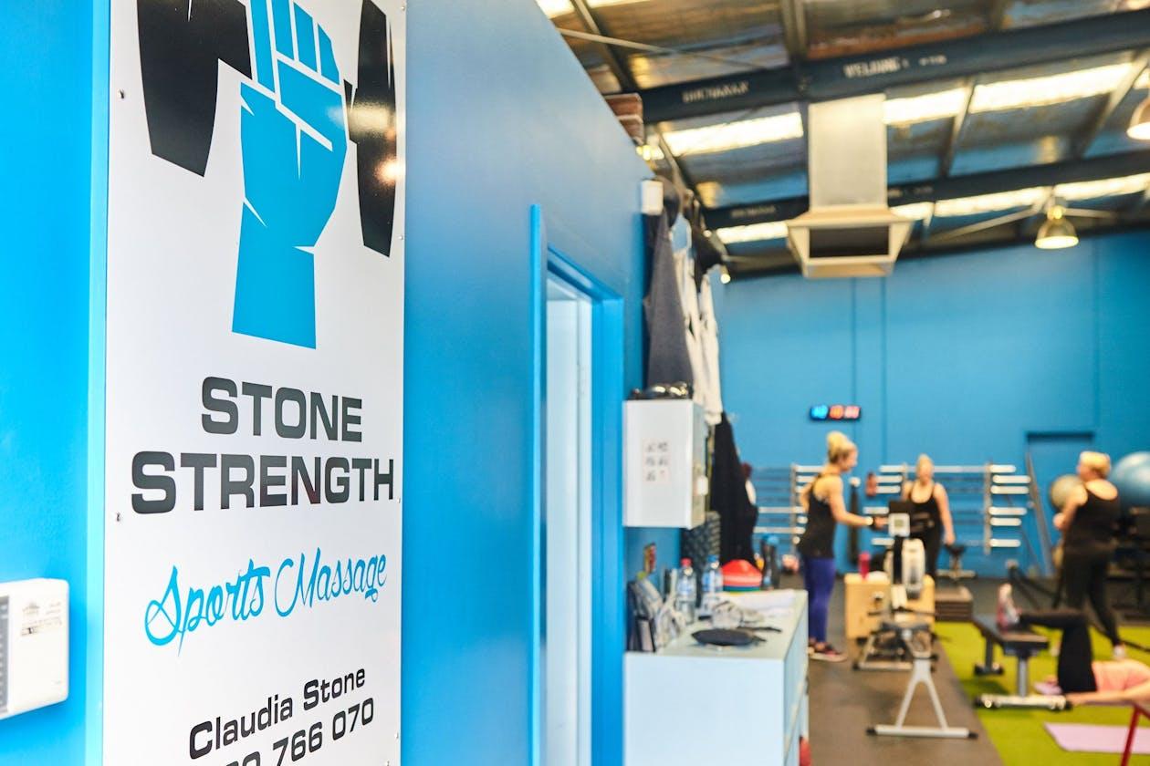 Stone Strength
