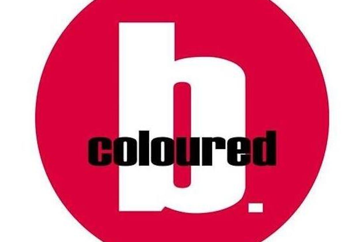 B.coloured Hair
