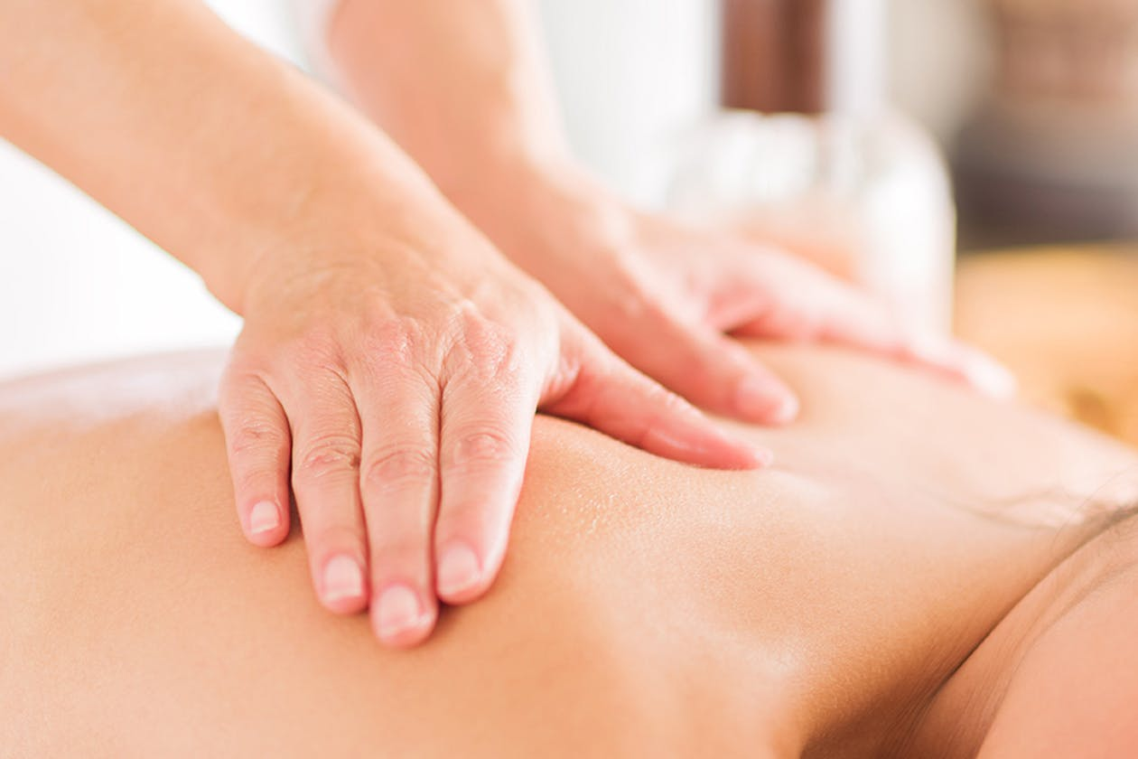 Massage - Shushi Healthy Body Care Centre