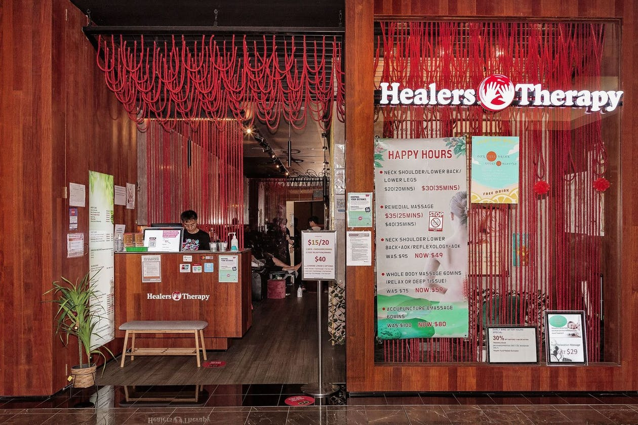 Healers Therapy - Carindale image 1