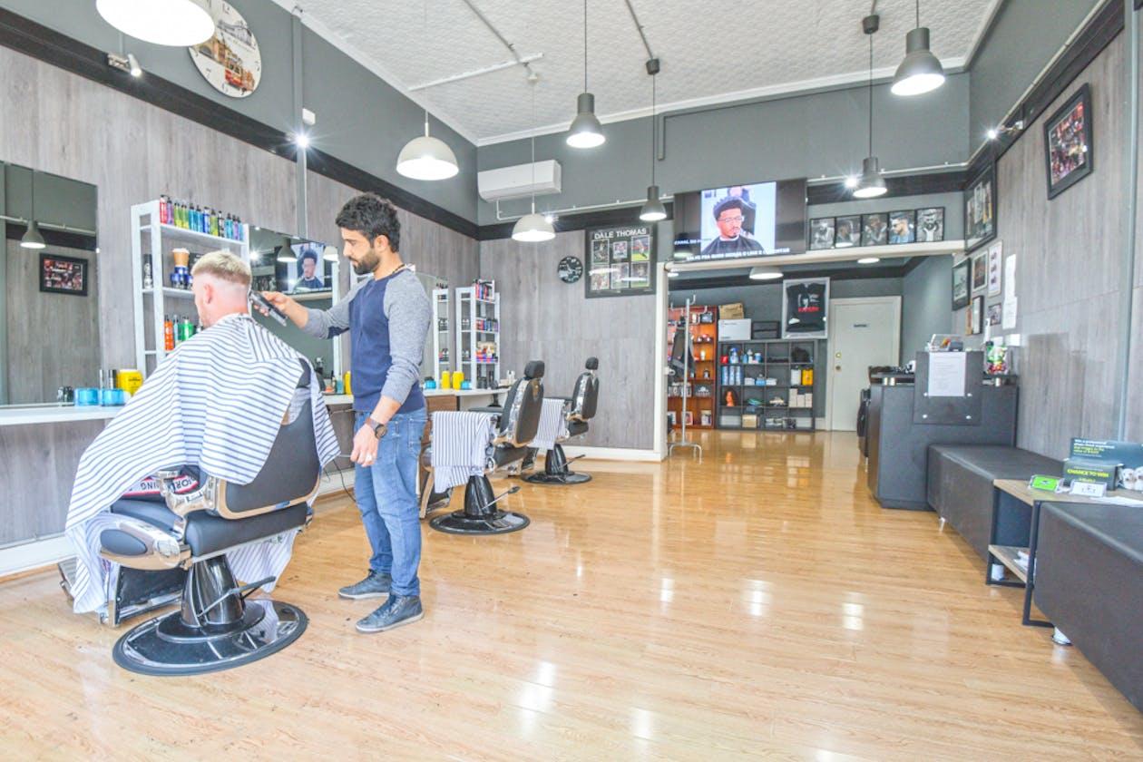 P.H.D Barbers