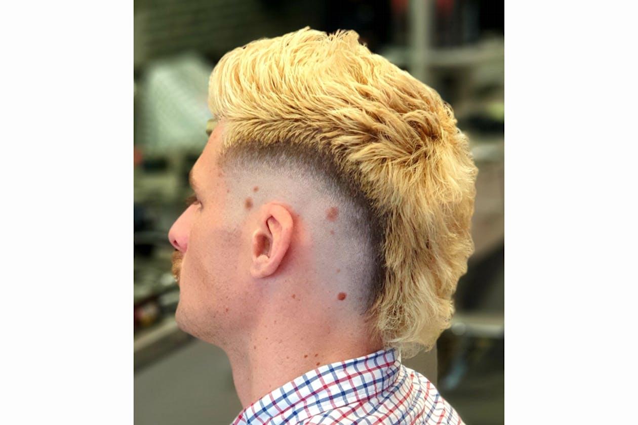 Captain Style Barber Shop image 18
