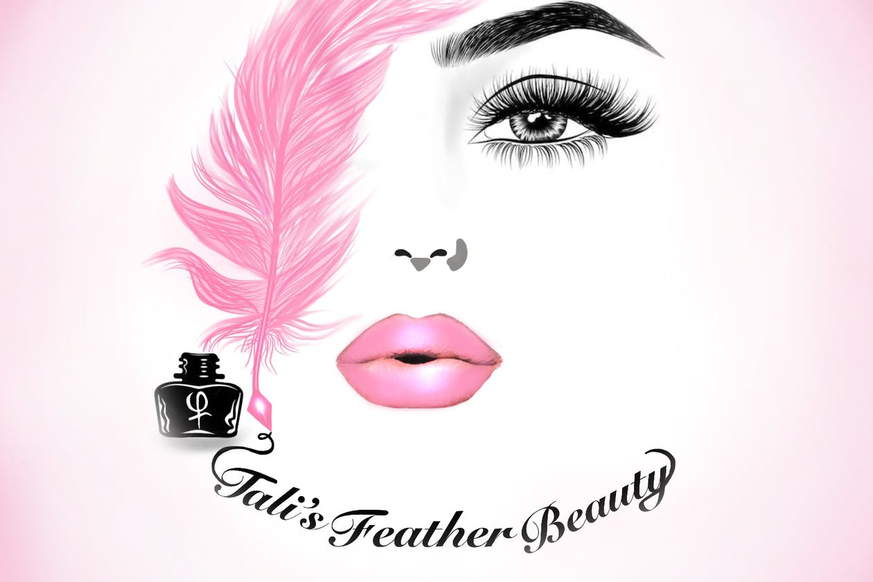Tali's Feather Beauty
