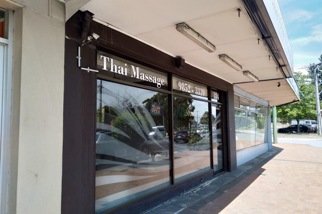 Nature Thai Massage - Bulleen
