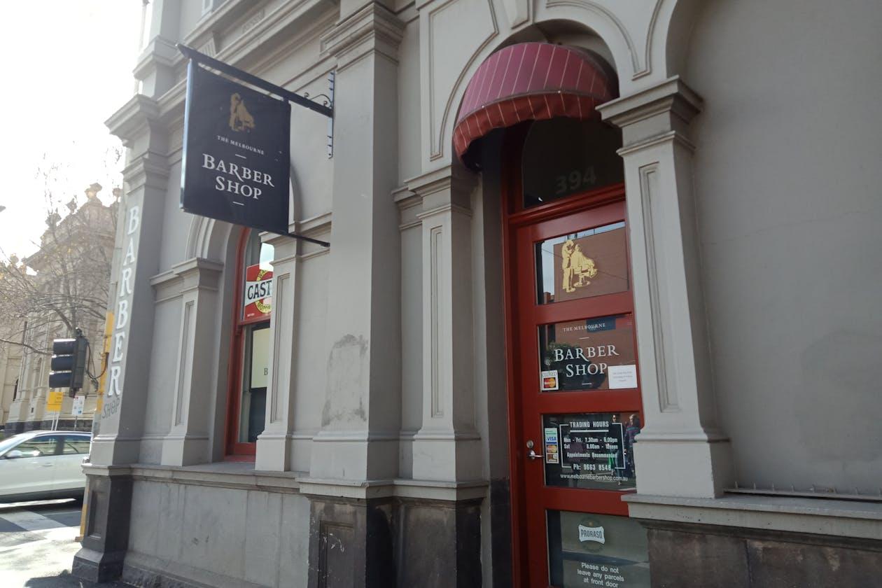 The Melbourne Barber Shop